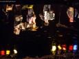 Bei so einer kreativen Truppe darf auch mal ein etwas anderes Foto dabei sein - Spiegelbild im See - holstuonarmusigbigbandclub bei der Bergwelle in Mariazell