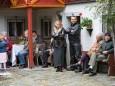 Vernissage in der Holzwerkstatt Hermann Ofner mit Alma Silbert & Renate Höfer-Wiesinger