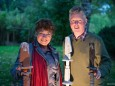 Renate Höfer-Wiesinger & Hermann Ofner - Vernissage in der Holzwerkstatt Hermann Ofner mit Alma Silbert & Renate Höfer-Wiesinger