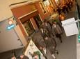 Fackelzug zur Basilika - Hubertusfeier in der Basilika Mariazell 2013
