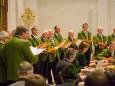 MGV Alpenland - Hubertusfeier in der Basilika Mariazell 2013