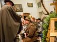 Jägerschlag - Hubertusfeier in der Basilika Mariazell 2013