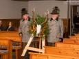 Otto Schneck & Kurt Sommerer - 1. Hubertusfeier des Hegerings Mitterbach am 7. November 2014