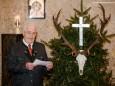 Hans Mayer - Hubertusfeier mit Festmesse in der Bruder Klaus Kirche am Hubertussee in der Walstern.
