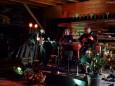 Irish Folk mit Hackl, Tichy und McKoy in der Geigenholzwerkstatt Reinhard Zach - Hermann Ofner in Halltal