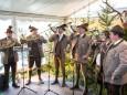 "Jagdhornbläsergruppe ""Erzherzog Johann Mariazell"" - Natur & Jagdmuseum Mariazell Eröffnung"