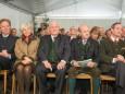 Präs. Mag. Georg Kapsch mit Gattin, Landesjägermeister DI Heinz Gach, Prof. Dr. Günther Granser, Dr. Christoph Leitl - Natur & Jagdmuseum Mariazell Eröffnung