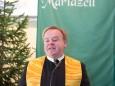 Pfarrer Mag. Dr. Michael Staberl - Natur & Jagdmuseum Mariazell Eröffnung