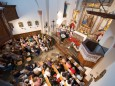 Jakobisingen in der Pfarrkirche Josefsberg am 24. Juli 2015. Foto: Josef Kuss