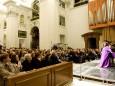 Jessye Norman Konzert in der Basilika Mariazell am 16. Mai 2012