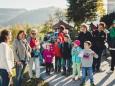 Jochis Höfe Wanderung am Joachimsberg - Nationalfeiertag 26. Oktober 2015