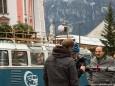 ZDF Dreharbeiten mit Johann Lafer beim Mariazeller Advent
