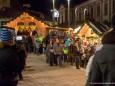 ZDF Dreharbeiten mit Johann Lafer und Barbara Wussow beim Mariazeller Advent