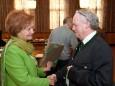 Monika Buchberger und Oberamtsrat Josef Sommerer