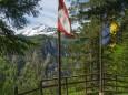 Kaiserthron - Ausblick auf Ötscher und Ötschergräben