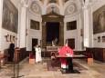 Karfreitag Pfarrkirche Gußwerk. Foto: Franz-Peter Stadler