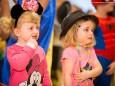 Kinderfaschingsparty der Kinderfreunde Gußwerk am 1. Februar 2015