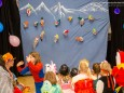 Kinderfaschingsparty der Kinderfreunde Gußwerk am 1. Februar 2015
