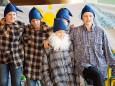 Kinderbergwelle 2011 auf der Bürgeralpe in Mariazell - Schneewittchen und die 7 Zwerge