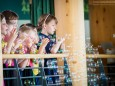 Kinderbergwelle - Die Hexe Backa Racka auf der Bürgeralpe