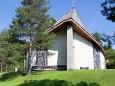 Bruder Klaus Kirche in der Walstern