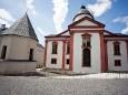 Michaelskapelle und Basilika Mariazell Rückansicht