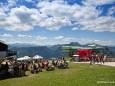 Familienfest Gelände auf der Bürgeralpe
