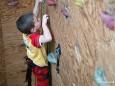 Naturfreunde Kletterkurs Teilnehmer