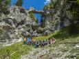 Kletterpark Spielmäuer - Kirchbogensteig