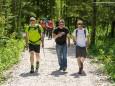 Los gehts - Kletterpark Spielmäuer mit Wanderweg zum Gipfel und zur Teufelsbrücke