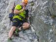 Dieter - Kletterpark Spielmäuer mit Wanderweg zum Gipfel und zur Teufelsbrücke