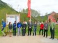 Kletterpark Spielmäuer - Offizielle Eröffnungsfeierlichkeit am 20. Mai 2017. Foto: Hans Hölblinger