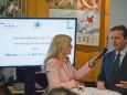 Umweltminister Niki Berlakovich im Interviev