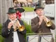 """Samstag: Klostermarkt und Pilgern in Österreich: """"Peregrinari"""" 2015 in Mariazell - Bläserduo Franz Egger & Helmut Schweiger"""