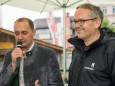 """Samstag: Eröffnung Klostermarkt und Pilgern in Österreich: """"Peregrinari"""" 2015 in Mariazell - Johann Kleinhofer und Kurt Farasin (GF NÖ- Landesausstellung)"""