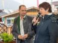"""Samstag: Eröffnung Klostermarkt und Pilgern in Österreich: """"Peregrinari"""" 2015 in Mariazell - Johann Kleinhofer & Waltraud Stöckl (Bgm. St. Anton)"""