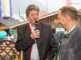 """Samstag: Eröffnung Klostermarkt und Pilgern in Österreich: """"Peregrinari"""" 2015 in Mariazell - Alfred Hinterecker (Bgm. Mitterbach)"""