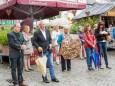"""Samstag: Eröffnung Klostermarkt und Pilgern in Österreich: """"Peregrinari"""" 2015 in Mariazell - Josef Kuss und Hans Dieter Prentner"""