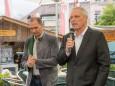 """Samstag: Eröffnung Klostermarkt und Pilgern in Österreich: """"Peregrinari"""" 2015 in Mariazell - Johann Kleinhofer und Hans Dieter Prentner"""