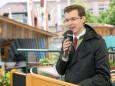 """Samstag: Klostermarkt und Pilgern in Österreich: """"Peregrinari"""" 2015 in Mariazell - Mag. Stefan Hofer (Abgeordneter des Steirischen Landtages und Bgm. von Turnau)"""