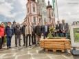 """Klostermarkt und Pilgern in Österreich: """"Peregrinari"""" 2015 in Mariazell"""