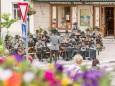 """Sonntag:  Klostermarkt und Pilgern in Österreich: """"Peregrinari"""" 2015 in Mariazell - Stadtkapelle Mariazell"""