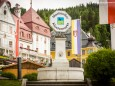"""Sonntag: Klostermarkt und Pilgern in Österreich: """"Peregrinari"""" 2015 in Mariazell"""