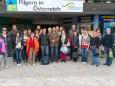 Ungarische Reiseveranstalter besuchten den Klostermarkt Mariazell 2013 am Samstag