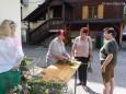 Kräuterweihe zu Maria Himmelfahrt – Mariazell 2016. Foto: Franz-Peter Stadler