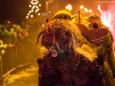 Krampuslauf in Gusswerk - Mariazeller Advent 2013