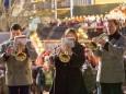 Adventkranzweihe beim Mariazeller Advent 2014