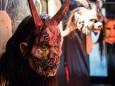 Maskenschnitzer Alexander Barth - 1. Krampus- und Perchtenmaskenausstellung in Mariazell