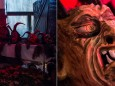 Troger Pass - 1. Krampus- und Perchtenmaskenausstellung in Mariazell