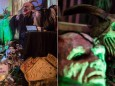 Mordor Teufel - 1. Krampus- und Perchtenmaskenausstellung in Mariazell
